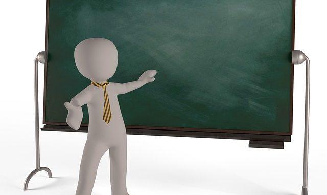 WERBUNG für den Lehrerberuf